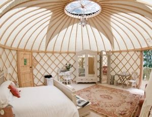 Non Code Luxury Tent Yurt