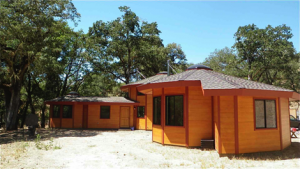 1643 Sq.Ft. Cluster Solar Home